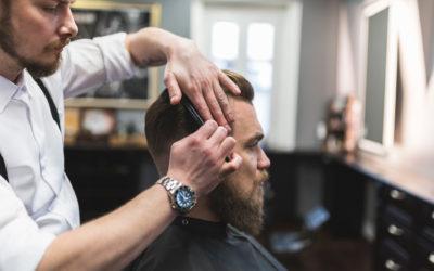 Técnicas de Barba e Cabelo de Homem
